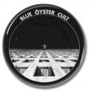 Blue Oyster Cult button! (25mm, badges, pins, boc)
