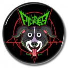 Mr Pickles button (badges, pins, 25mm, adult swim, horror, heavy metal)