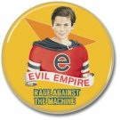 Rage Against The Machine button (badges, pins, 25mm, heavy metal)
