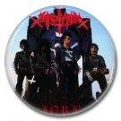 SARCOFAGO band button (badges, pins, 25mm, heavy metal, thrash metal)