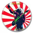 Thin Lizzy band button! (25mm, badges, pins, rock, heavy metal)