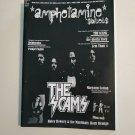 Amphetamine Blue Zine Issue #01 (fanzine, magazine, punk, heavy metal)