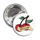 Groom button! (25mm, badges, bride to be, bridal, bachelorette)