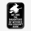 We Are The Daughters Of Witches Fridge Magnet (poster, print, refrigerator)