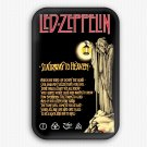 Led Zeppelin Fridge Magnet (poster, refrigerator magnet, heavy metal)
