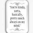Love Inspirational Quote Fridge Magnet (poster, print, refrigerator, motivational)