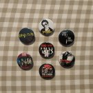 7 x Dead Boys band button! (25mm, badges, pinbacks, patches)