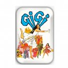 GIGI Movie Fridge Magnet (movie, poster, dvd, bluray)