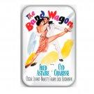 The Band Wagon Movie Fridge Magnet (movie, poster, dvd, bluray)