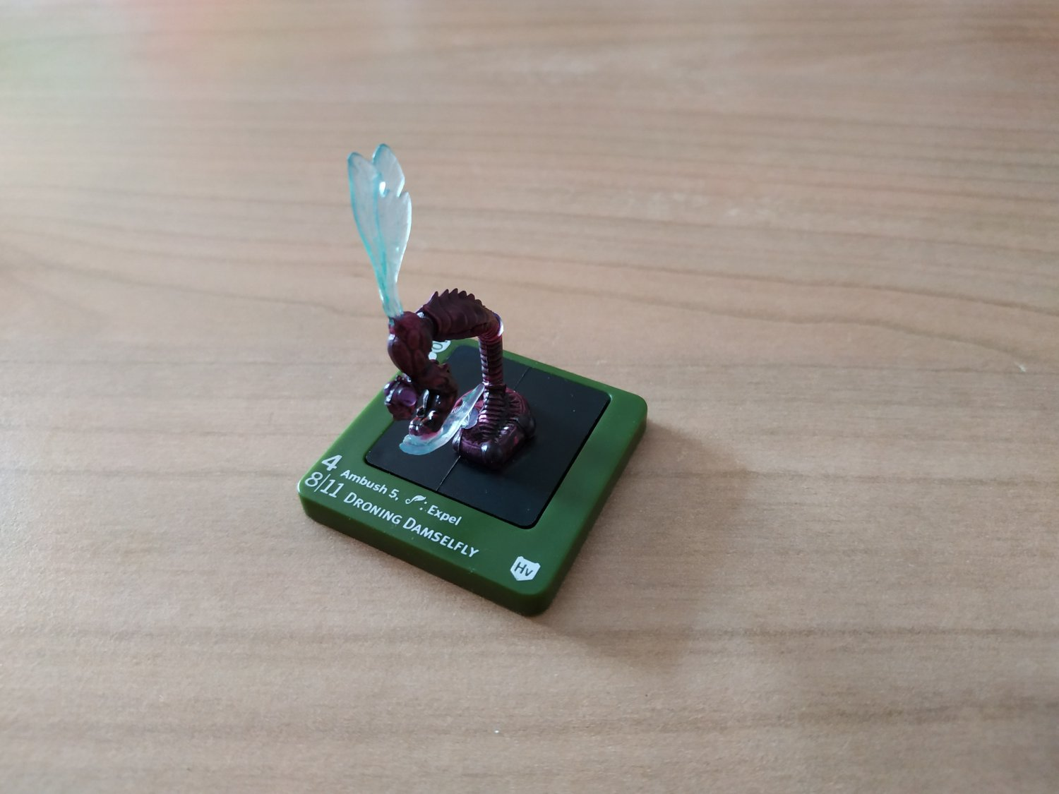 Dreamblade Miniatures, Droning Damselfly (Wizards of the coast, minis, collectible)