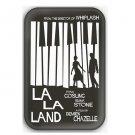 La La Land Movie Fridge Magnet (refrigerator magnet, poster)