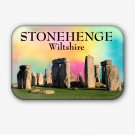 Stonehenge Fridge Magnet (68x44mm, refrigerator magnet, souvenir, travel card)
