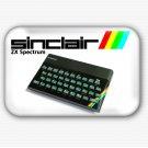 ZX Spectrum Sinclair Fridge Magnet (68x44mm, refrigerator magnet, 8bit computers)