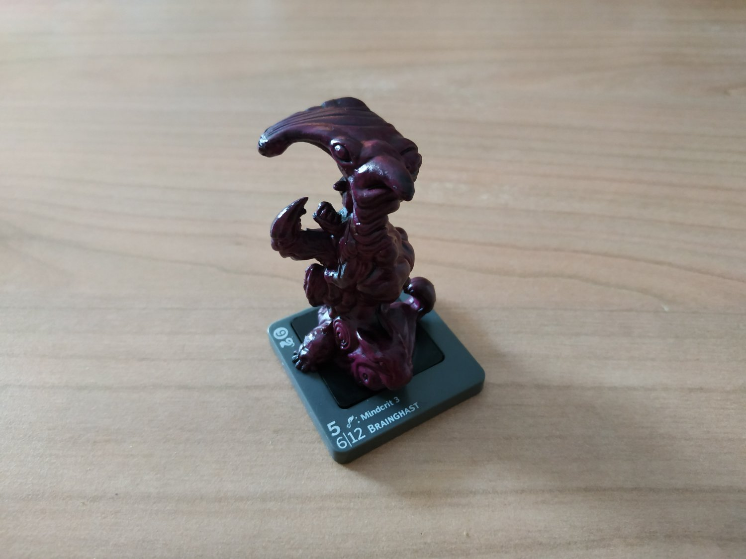 Dreamblade Miniatures, Brainghast (Wizards of the coast, minis, collectible)