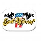 Evel Knievel Fridge Magnet (44x68mm, refrigerator magnet)