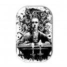 H. P. Lovecraft Fridge Magnet  (68x44mm, refrigerator magnet)