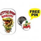 Little Shop of Horrors Fridge Magnet  (68x44mm, refrigerator magnet)
