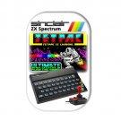 Sinclair ZX Spectrum Jetpac Fridge Magnet  (68x44mm, refrigerator magnet)