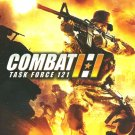 PC GAME COMBAT III: TASK FORCE 121 Win 98 Thru Win 10 Sealed