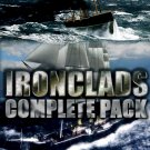 PC GAME IRONCLADS Complete Pack Win XP Thru Win 10 Sealed