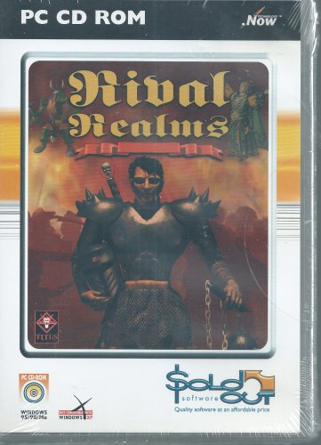 PC GAME RIVAL REALMS Win 95 Thru Win 10  Sealed