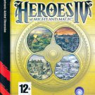 PC GAME HEROES OF MIGHT AND MAGIC IV Win 95 Thru Win 10  Sealed