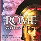 PC GAME EUROPA UNIVERSALIS: ROME Gold  Win 2000 Thru Win 10 Sealed