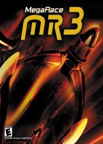 PC GAME MR 3 MEGARACE 3 MEGA RACE 3 Rare HTF Win 95 Thru Win 10 Sealed