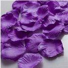 200 pcs Silk Purple Rose Flower Petals Leaves Flower Girls Baskets, Wedding USA