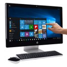 """NEW $649 23"""" HP Pavilion All-in-One i3 Core Desktop PC Touchscreen 1TB  23-q113w"""