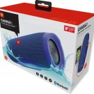 NEW $149 JBL Charge 3 Waterproof Bluetooth Portable Wireless Speaker - Blue