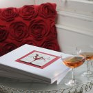 Champagne Hen Guest Book