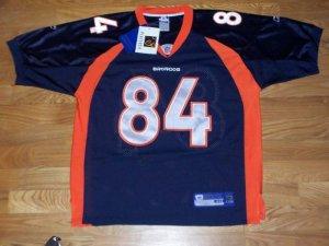 Authentic 2007 NEW STYLE NFL jerseys #84 WALKER BLUE