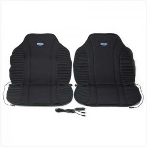 DR. SCHOLL`S CAR SEAT WARMERS