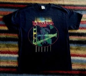 23rd Annual The Bridge School Benefit Concert T Shirt San Francisco XL X-Large