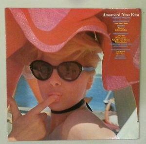 Amarcord Nino Rota on Hannibal Records �HNBL 9301 Threadgill Various �Jazz