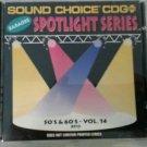 SC 8513 50'S & 60'S VOL.14 SPOTLIGHT SOUND CHOICE KARAOKE CD+G RARE BRENTON WOOD