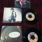 Prince The Revolution Lot 45s PS Alphabet St. & Hot Thing / Never Place Your Man