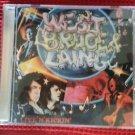 WEST BRUCE LAING Live 'N' Kickin' RARE WEST GERMANY 01 matrix CD issue jack