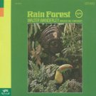 WALTER WANDERLEY : Rain Forest  CD ** EXCELLENT ** RARE VERVE JAZZ NEW AGE **