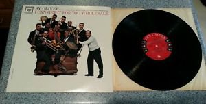 SY OLIVER, I CAN GET IT FOR YOU WHOLESALE - LP CL 1815 JAZZ Very Good Vinyl!