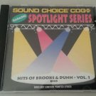 SC 8505 HITS OF BROOKS & DUNN SOUND CHOICE SPOTLIGHT KARAOKE CD+G NM- AWESOME