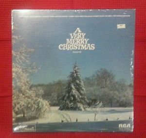 NEW 1973 A Very Merry Christmas VOL VII LP SEALED sold only Grants MINT ORIG!