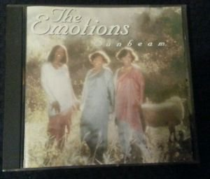 The Emotions SUNBEAM 1978 CD RSI 15202 RARE 1st Press VG or Better
