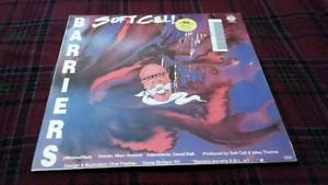 Soft Cell  - Numbers / Barriers 12 inch  NM1  Vertigo 811-139-1 Germany Import