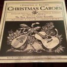 "LEWIS ROSS / THE NEW AMERICAN (STEEL) GUITAR ENSEMBLE ""CHRISTMAS CAROLS"" NEW LP"