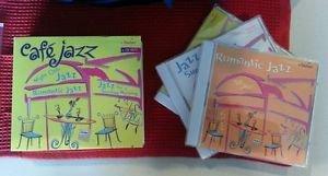 Cafe Jazz / Night Club / Romantic - ORIG JAZZ ARTISTS Classics 3 CD Box Set