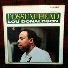 LOU DONALDSON - Possum Head ARGO LPS-734 {dg orig} w/Hardman, Crawford, Patton