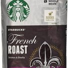 Starbucks French Roast Dark Whole Bean Coffee 100% Arabica Coffee 2.5 LB