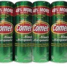Comet Cleanser with Bleach - 25 Oz Pack of 4